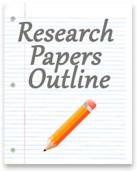 All Peculiarities of Writing a Research Paper Outline