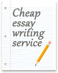 Cheap paper writing service