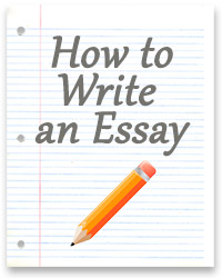 Photo How to Write an Essay