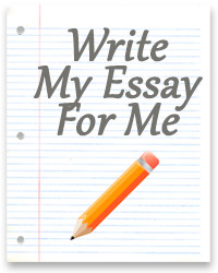 Write me my essay
