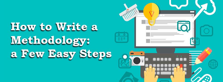 Writing a Methodology