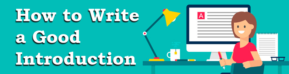 Write a Good Introduction